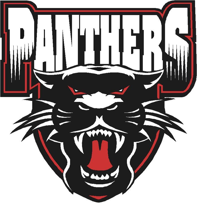 Panther School Logo Panther Logo 2003 2004